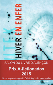 Un hiver en enfer, de Jo Witek, Éditions Actes sud junior